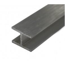 Алюминиевый двутавр 18*13*1,5 (1,0 м)