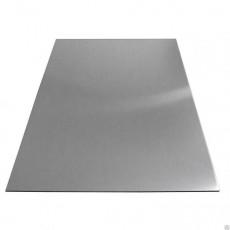 Лист алюминиевый АМг2М 1,2*300*600 гладкий