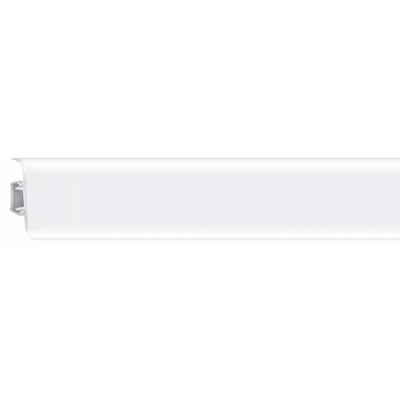 Плинтус пластиковый РИКО ЛЕО Белый / 110 купить в интернет-магазине RemontDoma