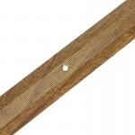 Порог АЛ-163 стык/упак/дуб деревенский 0,9 м