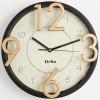 Часы настенные d=31*31*4 cм DT9-0008