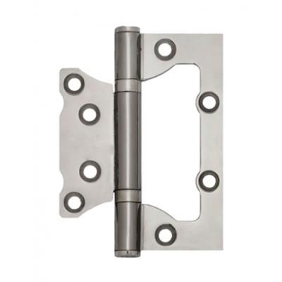 Петля накладная Apecs 100*75*2,5-B2-Steel-CR толщина карты 2,5мм хром