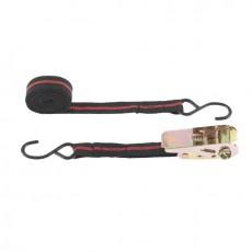 Ремень багажный с крюками, 5м, храповый механизм Avtomatic SPARTA 543385
