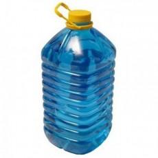 Жидкость омывающая зимняя, синяя