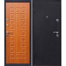 Дверь металлическая ЙОШКАР Золотистый дуб, 860х2050 левая