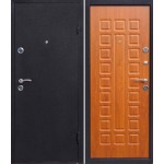 Дверь металлическая ЙОШКАР Золотистый дуб,  860х2050 правая