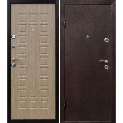 Дверь металлическая ЙОШКАР Карпатская ель 960х2050 левая