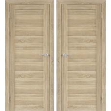 Дверь экошпон Бона 00 Дуб Сонома ПГ-700