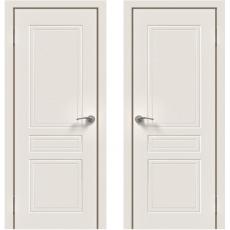 Дверное полотно Эмаль 01 белый ПГ-800