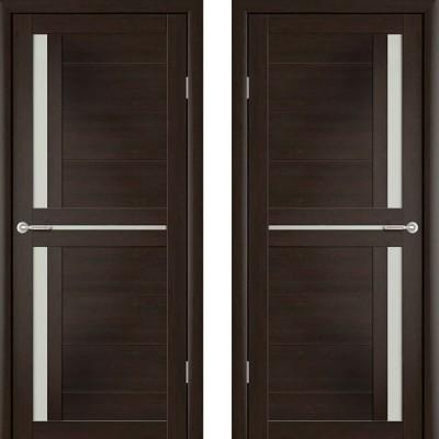 Дверное полотно Катрин-3 Соренто Венге ПО-700