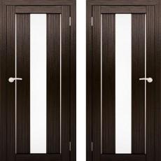 Дверное полотно Амати-05 Венге экошпон ПО-600