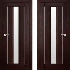 Дверное полотно Амати-05 Венге экошпон ПО-800