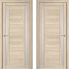 Дверное полотно экошпон Катрин 4 Стелла Капучино ПО-600
