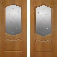 Дверное полотно Мечта Миланский орех ПО-600
