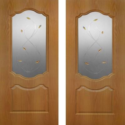 Дверное полотно Мечта Миланский орех ПО-900