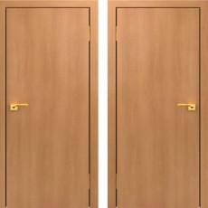 Дверное полотно С-01 Миланский орех ПГ-800