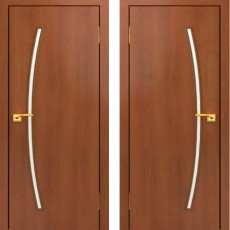 Дверное полотно С-31 Итальянский орех ПО-700