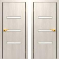Дверное полотно С-36 Дуб беленый ПО-900