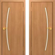 Дверное полотно С-31 Миланский орех ПО-700