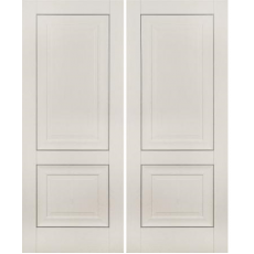 Дверь экошпон Катрин 61 (Классика) Айвори ПГ-600
