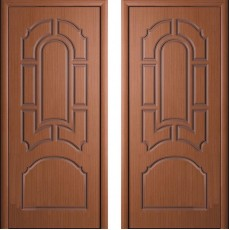 Дверь шпонированная Татьяна орех ПГ-600