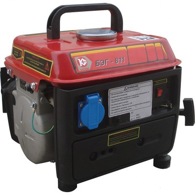 "Бензогенератор БЭГ-811 (0,8 кВт) ""Калибр"""
