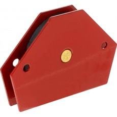 Уголок магнитный для сварки Bohrer S5 30/45/60/75/90/135 (до 34 кг удержание)