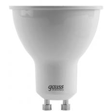 Лампа светодиодная Gauss LED Elementary MR16 GU10 5.5W 2700K 1/10/100