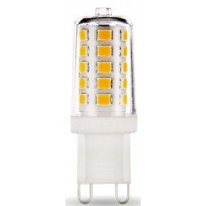 Лампа Gauss LED G9 AC185-265V 4W 4100K керамика 1/10/200