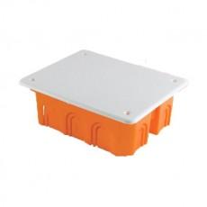 Распаячная коробка СП 120х92х45мм, крышка, IP20 TDM SQ1402-1008
