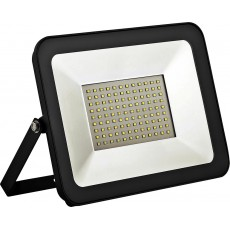 Прожектор светодиодный 30W 2835SMD 6400K IP65 черный, SFL90-30-Экономь