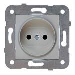 Розетка серебро (узел)WKTT02012SL-BY Panasonic