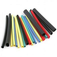 Термоусаживаемая трубка ТУТнг 2/1 набор (7 цветов по 3шт, 100мм) (SQ0518-0501)