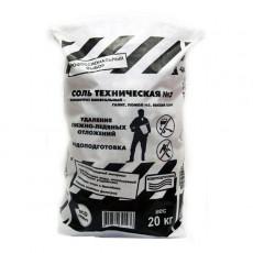 Соль техническая Rockmelt №3 20 кг