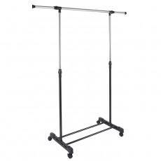 УЮТ-3003 Вешалка для одежды напольная раздвижная 800*430*1550 мм