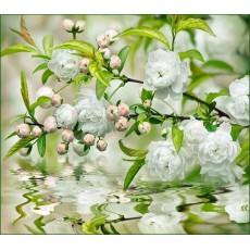 Декоративное панно Дыхание весны 294х260 (12 листов)  VIP
