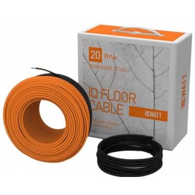 Греющий кабель IQ Floor Cable (20 Вт/м2) 20 м Канада