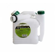Канистра для смешивания бензина и масла, 1л Pobedit 8071010