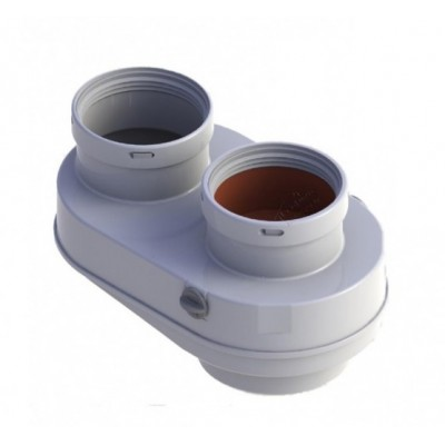 Адаптер для подключения раздельных труб АДВ-3-СТ