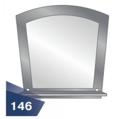 Зеркало 146 (550*500) New