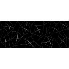 Декор Vela Nero «Stella» 20,1*50,5 см