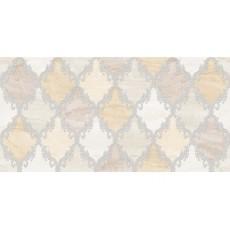 Декор Дубай-3 светло- бежевый 25*50 см