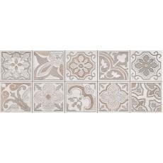Декор Д113071-1 DOLORIAN серый 23*60