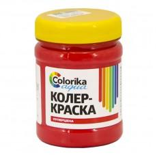 """Колер-краска """"Colorika aqua"""" красная 0,3 кг"""