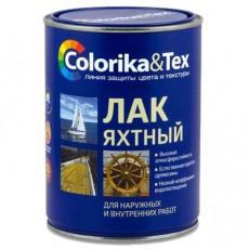 """Лак для яхт глянцевый """"Colorika&Tex"""" 0,8 л"""