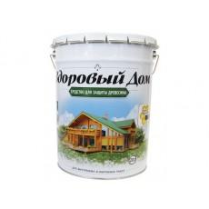 Деревозащитное средство Здоровый Дом Орех 20 л