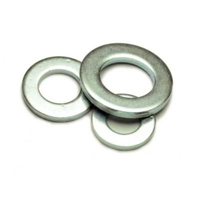 Шайба плоская оцинкованная DIN 125 M10 (40г, 13шт)