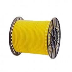 Шнур текстильный 6 мм ЦВЕТ (300 м), ролик