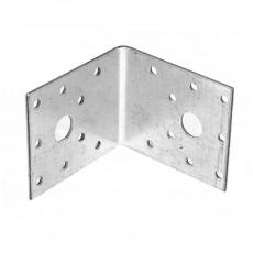 Уголок соединительный оцинкованный 70х70х55х1,8 мм