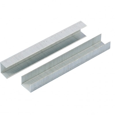 Скобы 10 мм, для мебельного степлера, усиленные, тип 53, GROSS 41710 (1000шт.)
